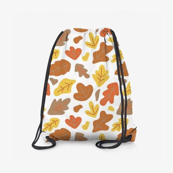 Рюкзак «Золотая осень»