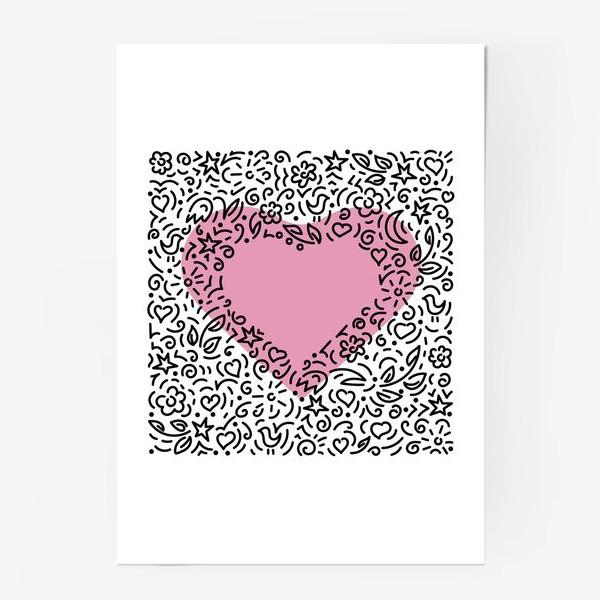 Постер «Время любви,»
