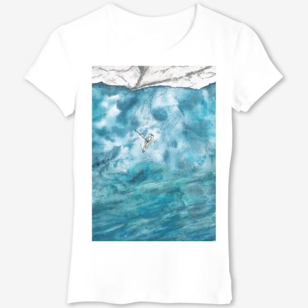 Футболка «Морская гладь»