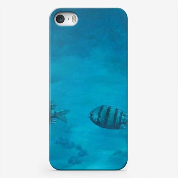 Чехол iPhone «Красное Море.»