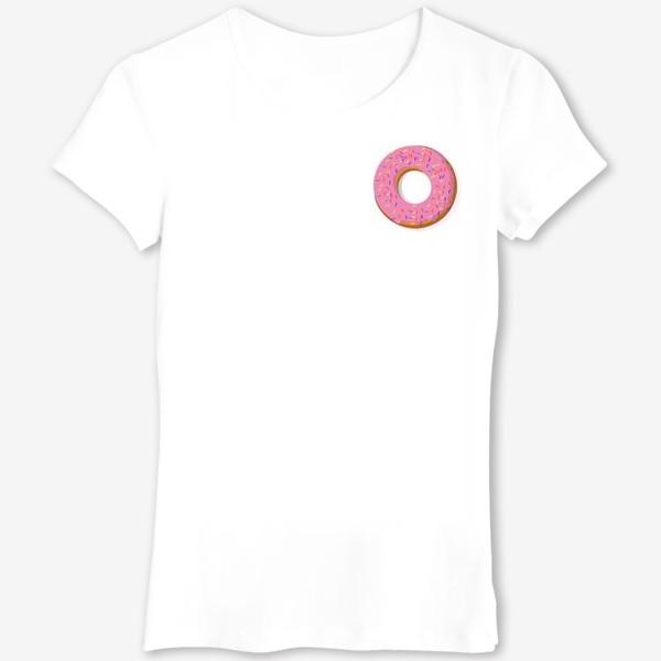 Футболка «Пончик»