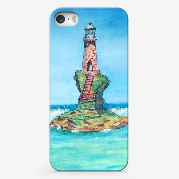 Чехол iPhone «Маяк Турлитис»
