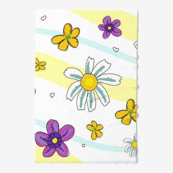 Полотенце «Полевые цветы»