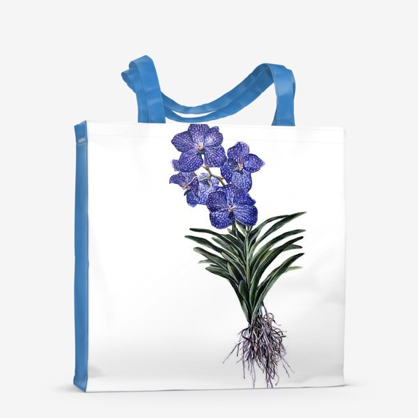 Сумка-шоппер «Орхидея Ванда»