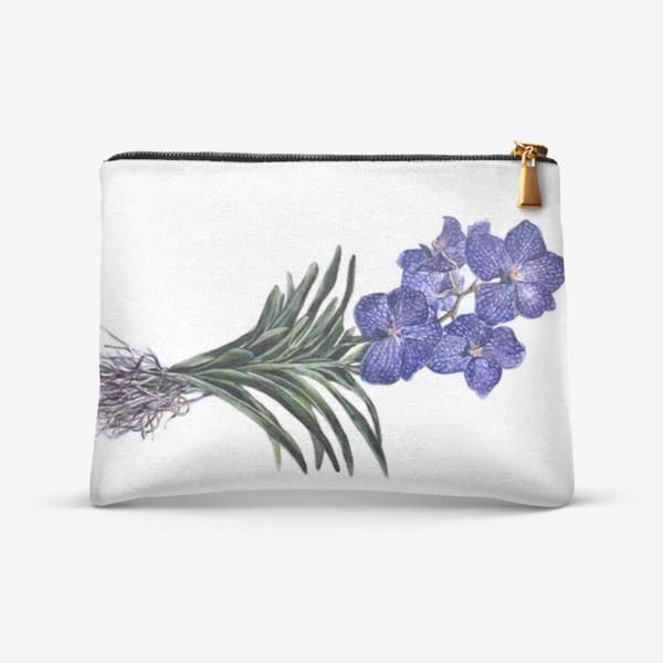 Косметичка «Орхидея Ванда»