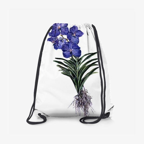 Рюкзак «Орхидея Ванда»