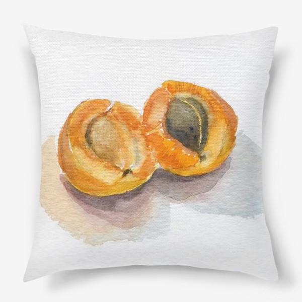 Подушка «Абрикос»