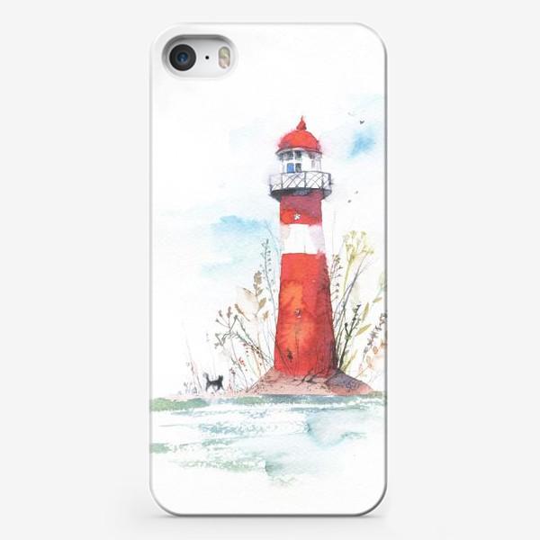 Чехол iPhone «Маяк весенний»
