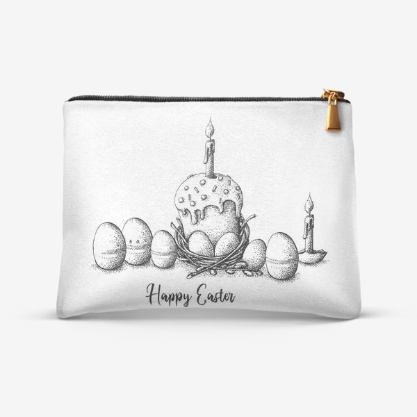 Косметичка «Счастливой Пасхи»