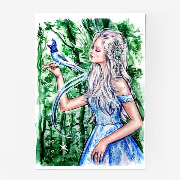 Постер «Эльфийка»
