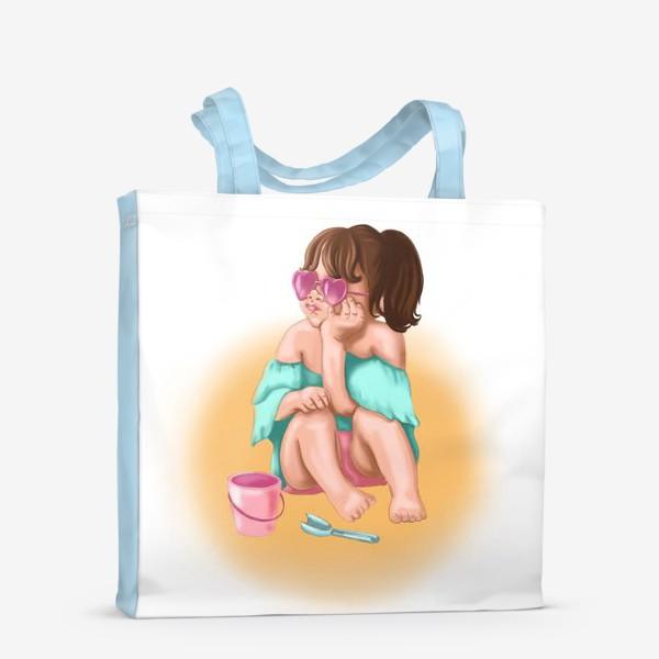 Сумка-шоппер «Маленькая девочка »