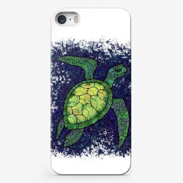 Чехол iPhone «Черепаха»