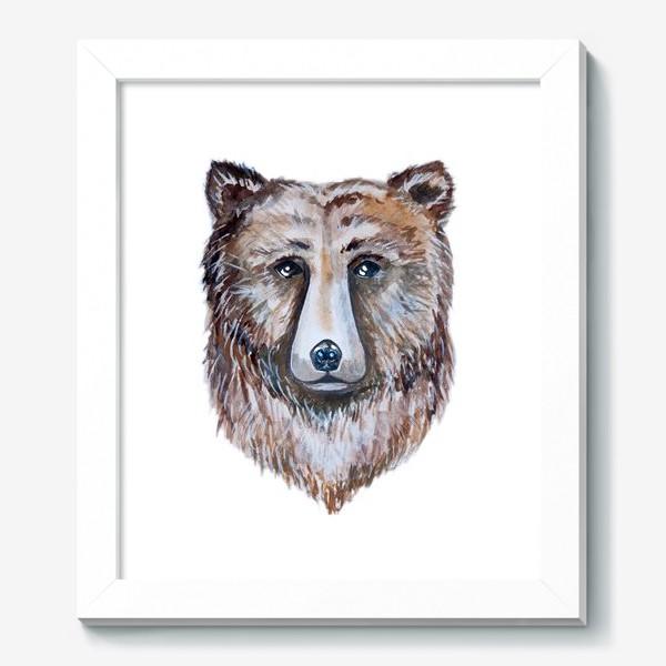 Картина «Медведь»