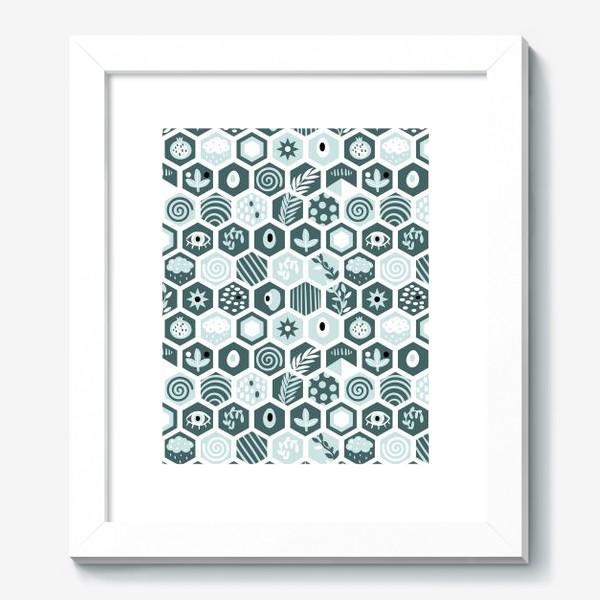 Картина «Abstract Minty»