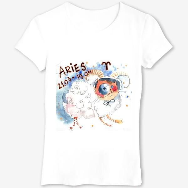 Футболка «Aries»