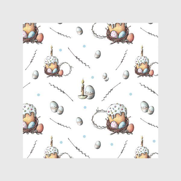 Скатерть «Пасхальный декор»