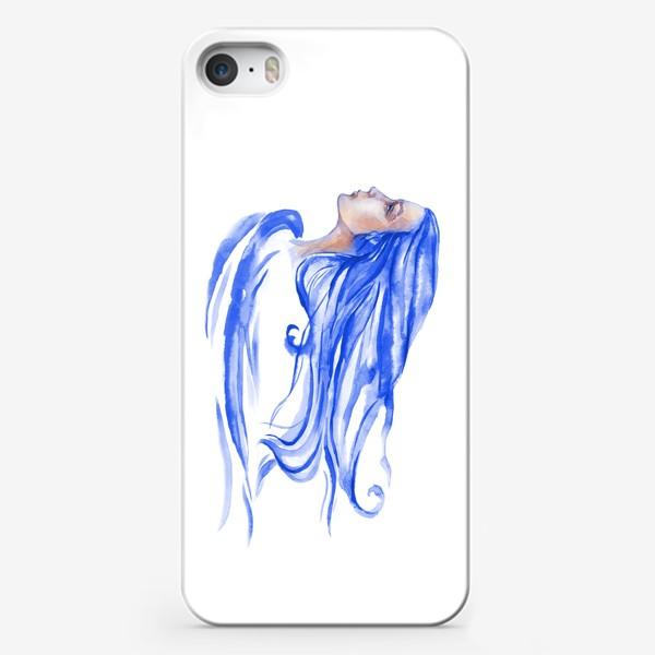 Чехол iPhone «Девушка с Севера»