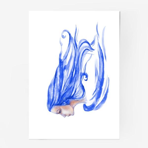 Постер «Девушка с Севера»