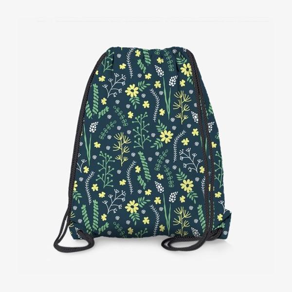Рюкзак «Ночной луг»