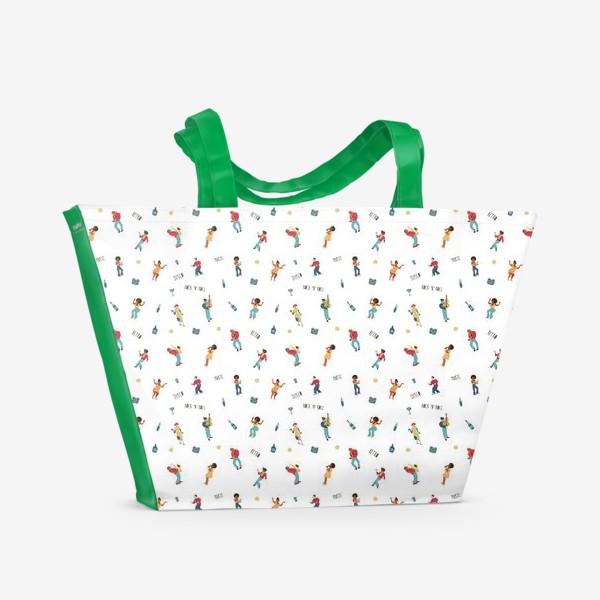 Пляжная сумка «Ретро»