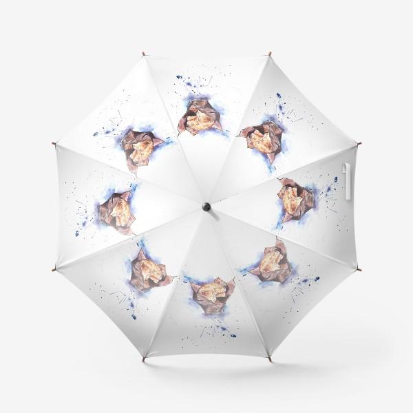 Зонт «Черничный Маффин»
