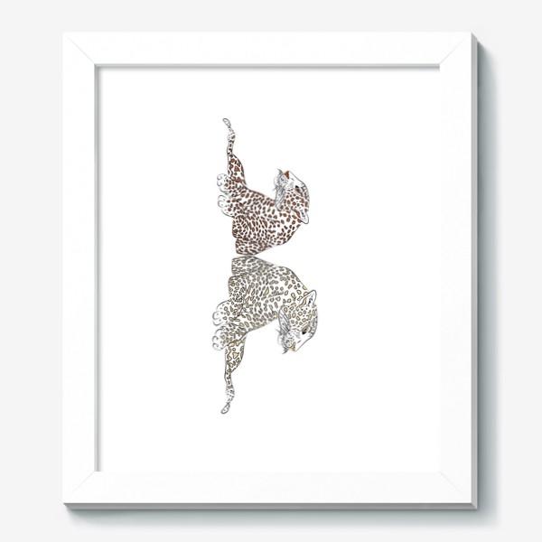 Картина «Два гепарда»