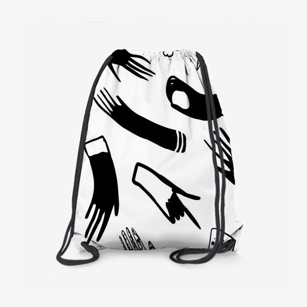 Рюкзак «Перчатки»