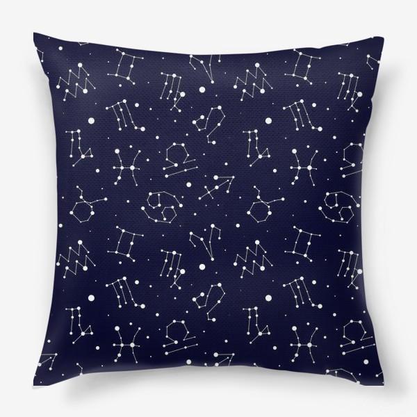 Подушка «Знаки зодиаков»