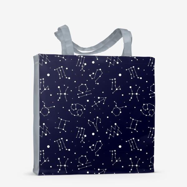 Сумка-шоппер «Знаки зодиаков»