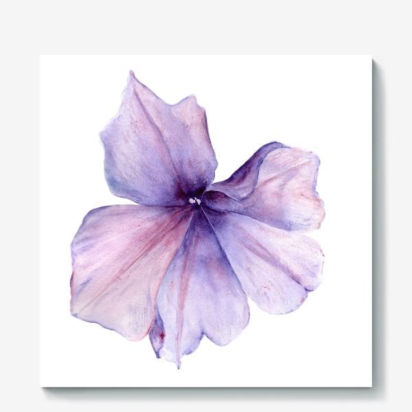 Холст «Цветок ипомеи»