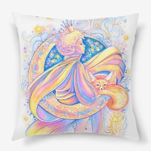 Подушка «Маленький принц.»