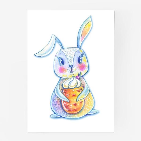 Постер «Зайчик»