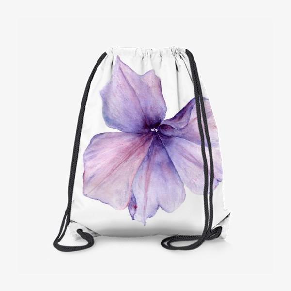 Рюкзак «Цветок ипомеи»