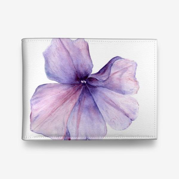 Кошелек «Цветок ипомеи»