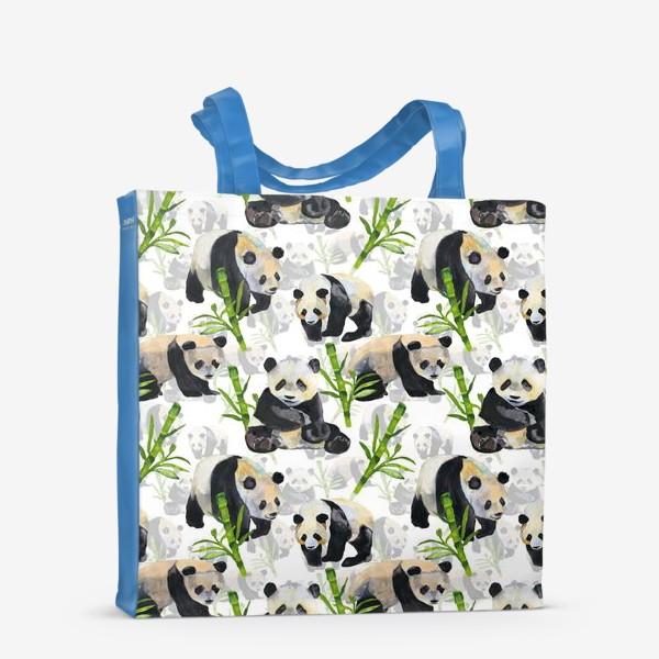 Сумка-шоппер «Panda»