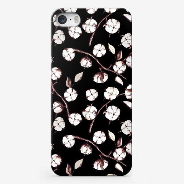 Чехол iPhone «Хлопок»