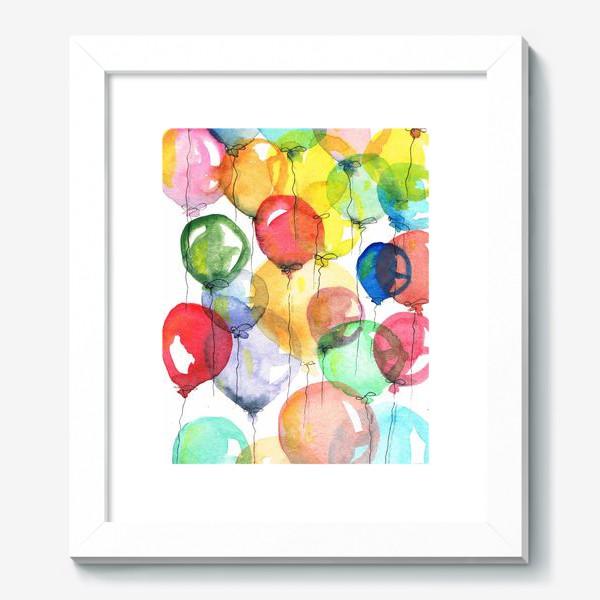 Картина «шарики»