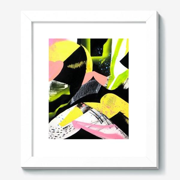 Картина «Виниловая пластинка»