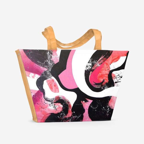Пляжная сумка «Япония»