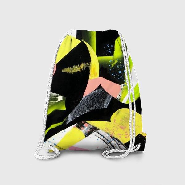 Рюкзак «Виниловая пластинка»