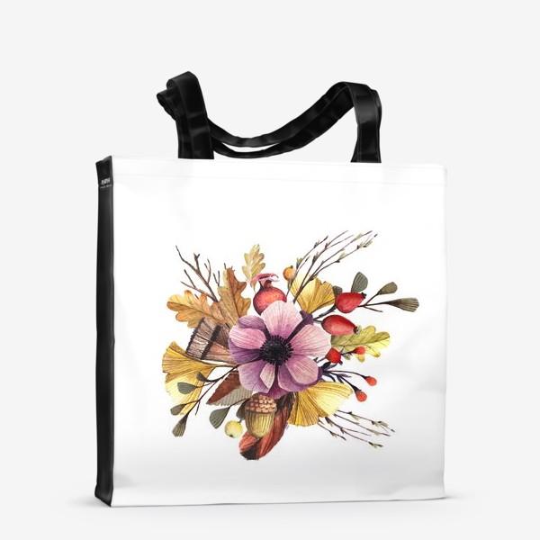 Сумка-шоппер «Осенний мотив»