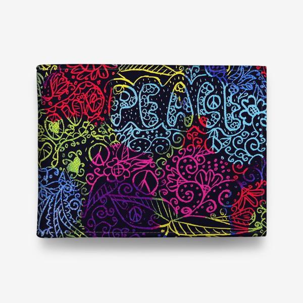 Кошелек «Love & peace»