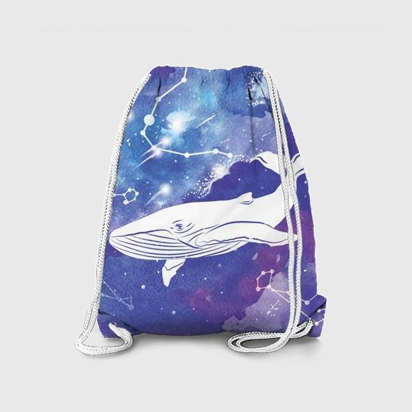 Рюкзак «Небесный кит»