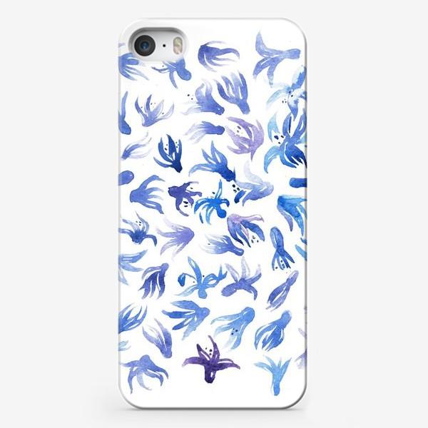 Чехол iPhone «Пролески»