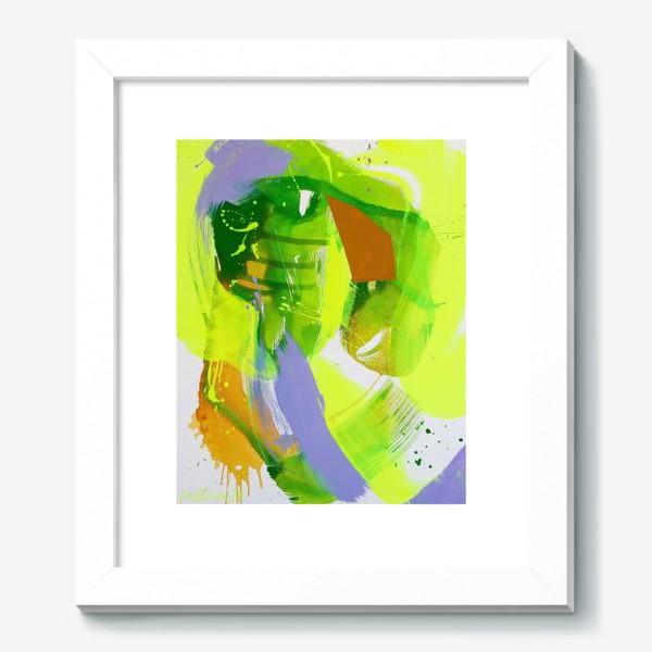 Картина «Неоновый взрыв»