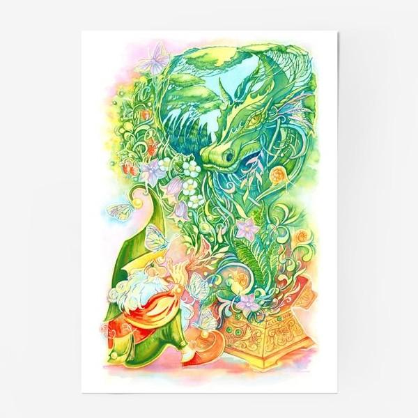 Постер «Тайны леса»