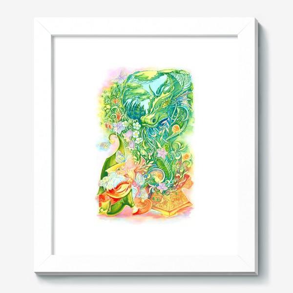 Картина «Тайны леса»