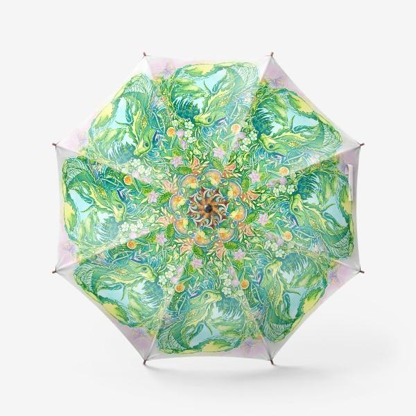 Зонт «Тайны леса»