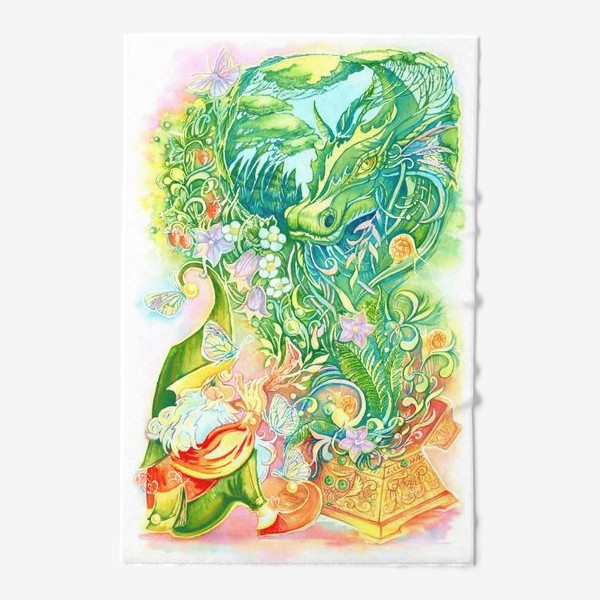 Полотенце «Тайны леса»