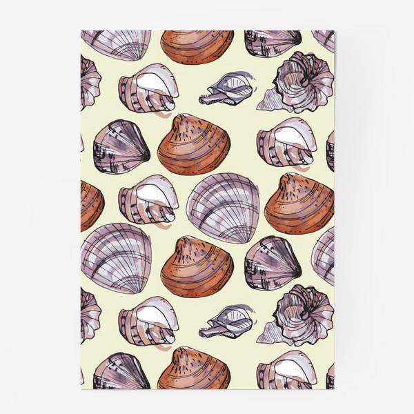 Постер «Ракушки. Морская тема.»